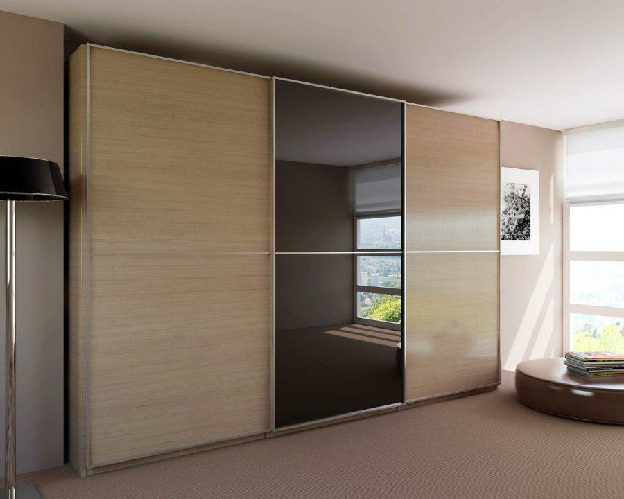 Armarios puertas correderas espejo good coleccin armario - Espejos para armarios ...