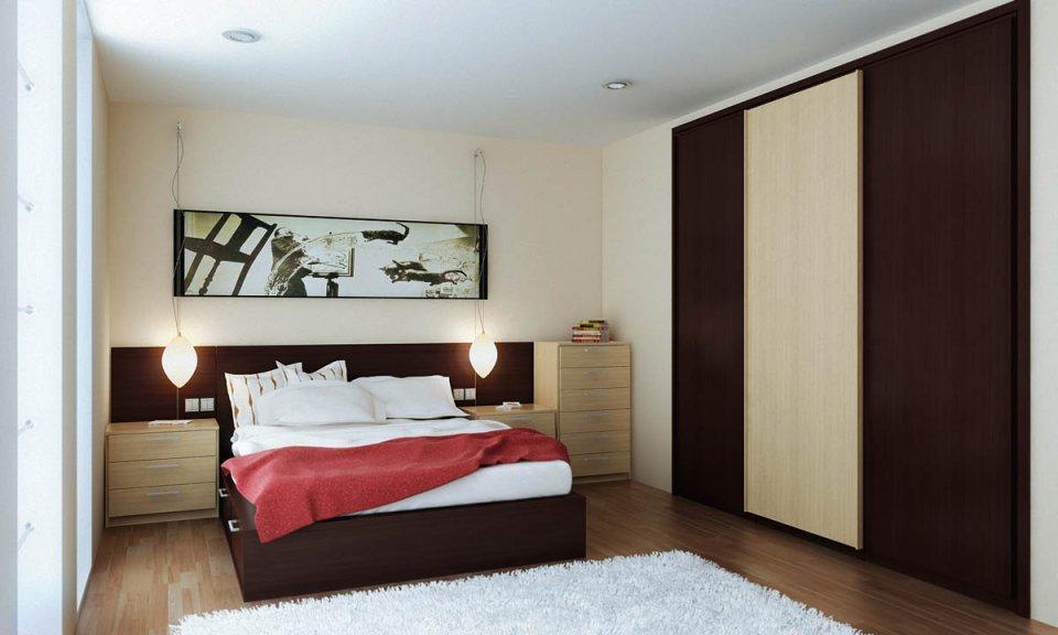 Armario dormitorio matrimonio finest armario puertas - Decorar armario empotrado ...