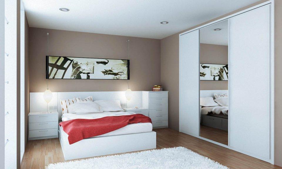 Dormitorios 3p mobel 3p mobel - Espejos en dormitorios ...