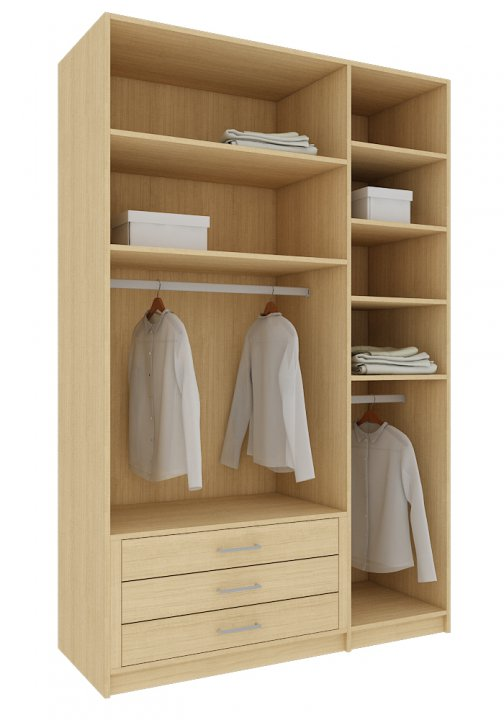 Interior armarios 3p mobel 3p mobel for Diseno interior de armarios