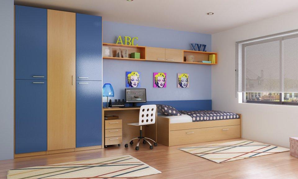 Juveniles 3p mobel 3p mobel for Muebles de oficina juveniles