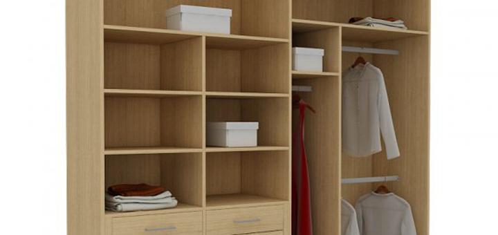 C mo distribuir el interior de tus armarios 3p mobel 3p - Como vestir un armario ...