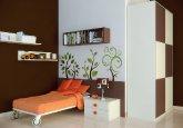 Habitación infantil a tu gusto en colores blanco puro y moka