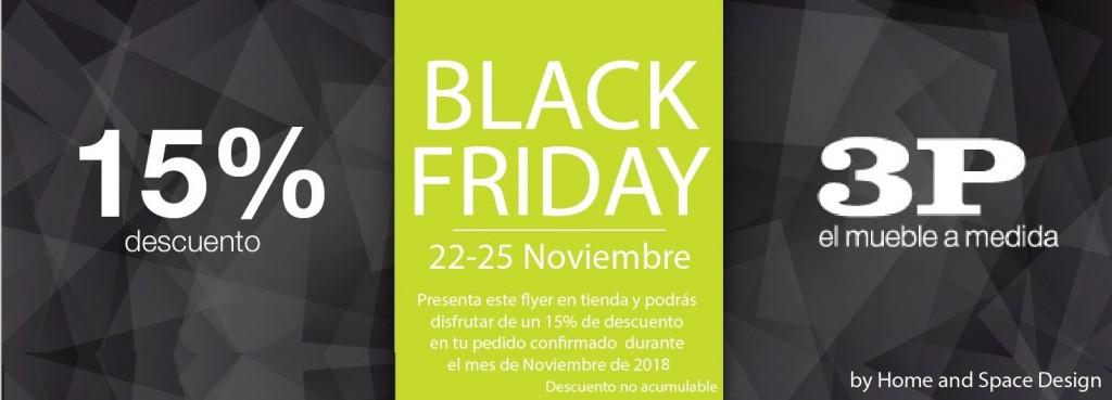 Black Friday 2018 flyer