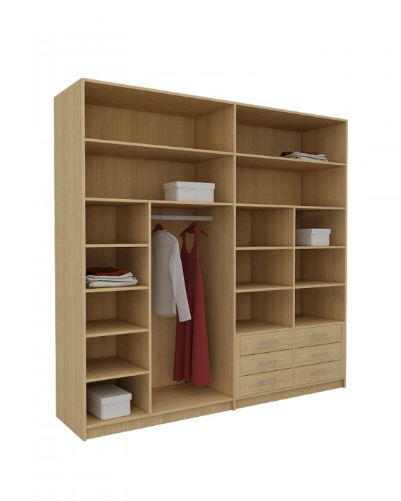 Dise a tu armario por fuera y por dentro 3p mobel 3p mobel - Disenar un armario ...